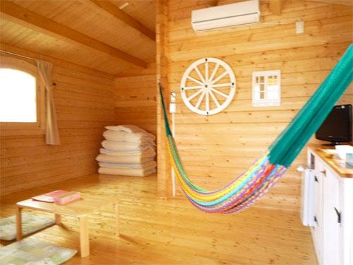 コテージ 森のこかげ <屋久島>の部屋画像
