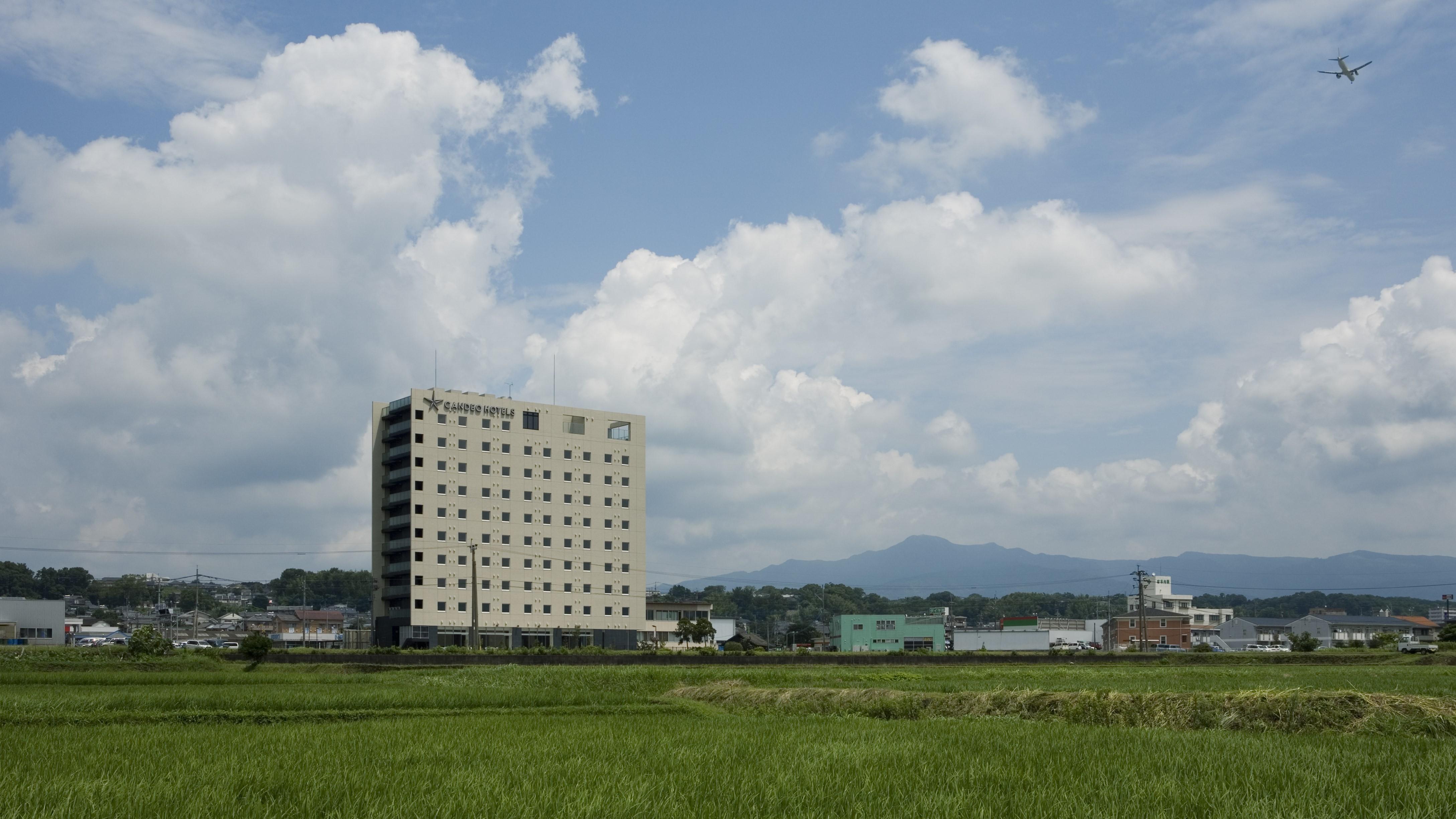 CANDEO HOTELS(カンデオホテルズ)大津熊本空港