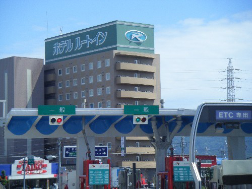 ホテルルートイン焼津インター