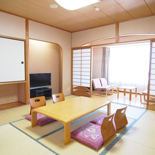 クアパーク津田(国民宿舎松琴閣)