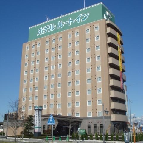 ホテルルートイン水海道駅前