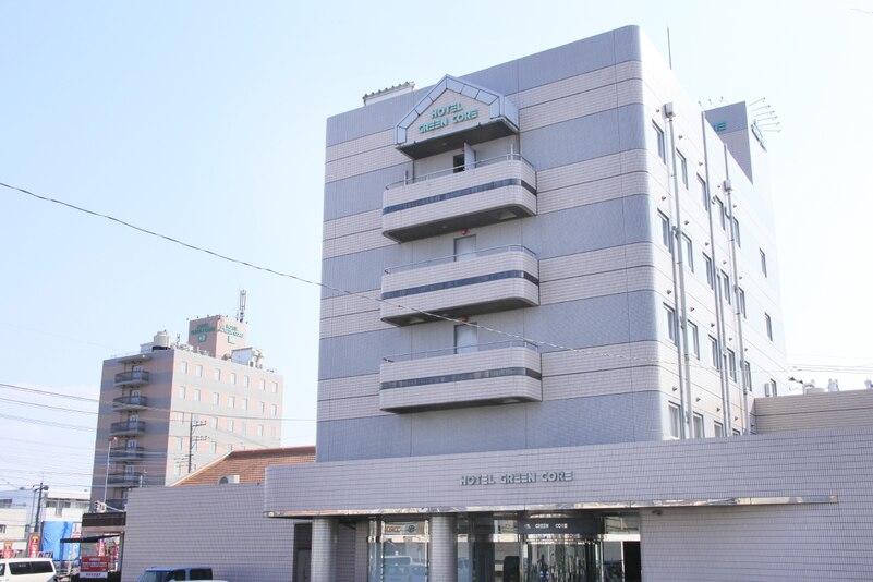 ホテルグリーンコア