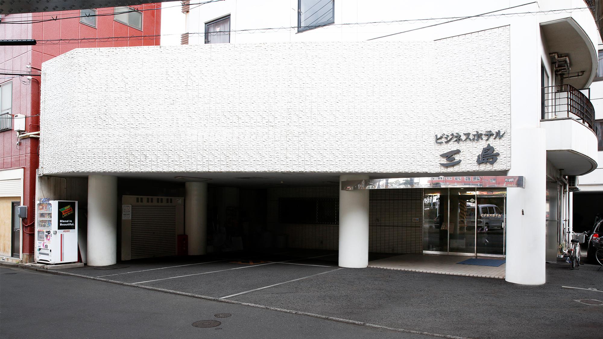 広島県呉市本通1-5-35 ビジネスホテル三島 -01