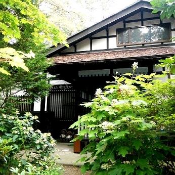 穂高温泉郷 山荘旅館 せきえい