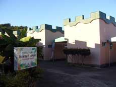 rental villa Hermit crab