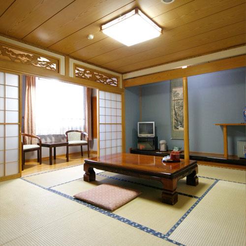 十勝川国際ホテル筒井(阪急交通社提供)