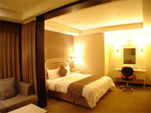 DELUXE SUITE ROOM