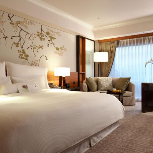 新中式大床房 皇宫