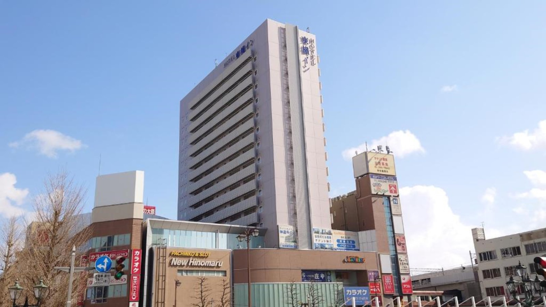 東横イン 新潟駅前