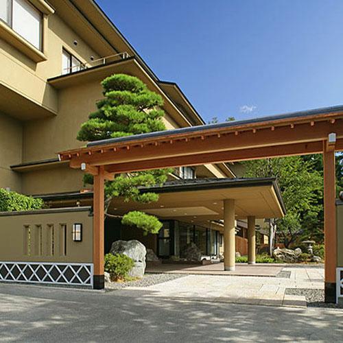 浅間温泉 露天風呂と料理の宿 山映閣