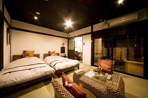 別府温泉 客室露天付 旅館 和み月 画像