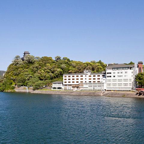 犬山温泉 迎帆楼