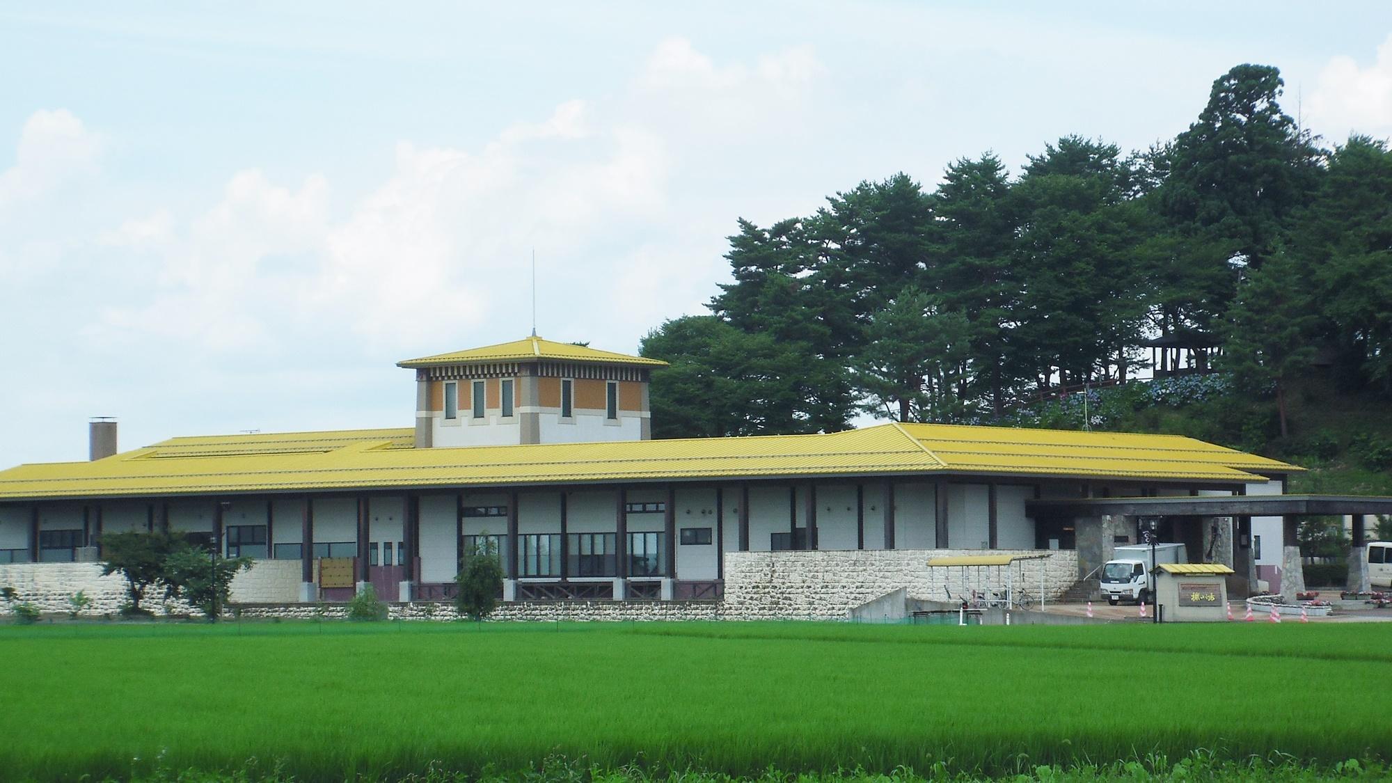 仙北温泉 史跡の里交流プラザ 柵の湯