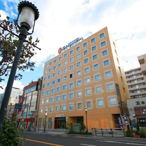アイホテル小山(旧:イーホテル小山)(2019年3月20日より改称)