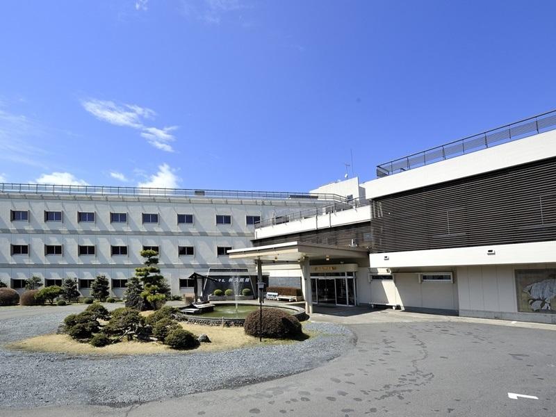 ホテル奥久慈館