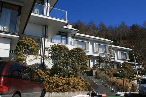 ホテル レイクサイド山中湖◆楽天トラベル