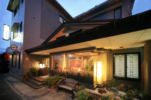 割烹旅館 日本海