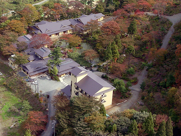 福島県 磐梯熱海温泉 八景園