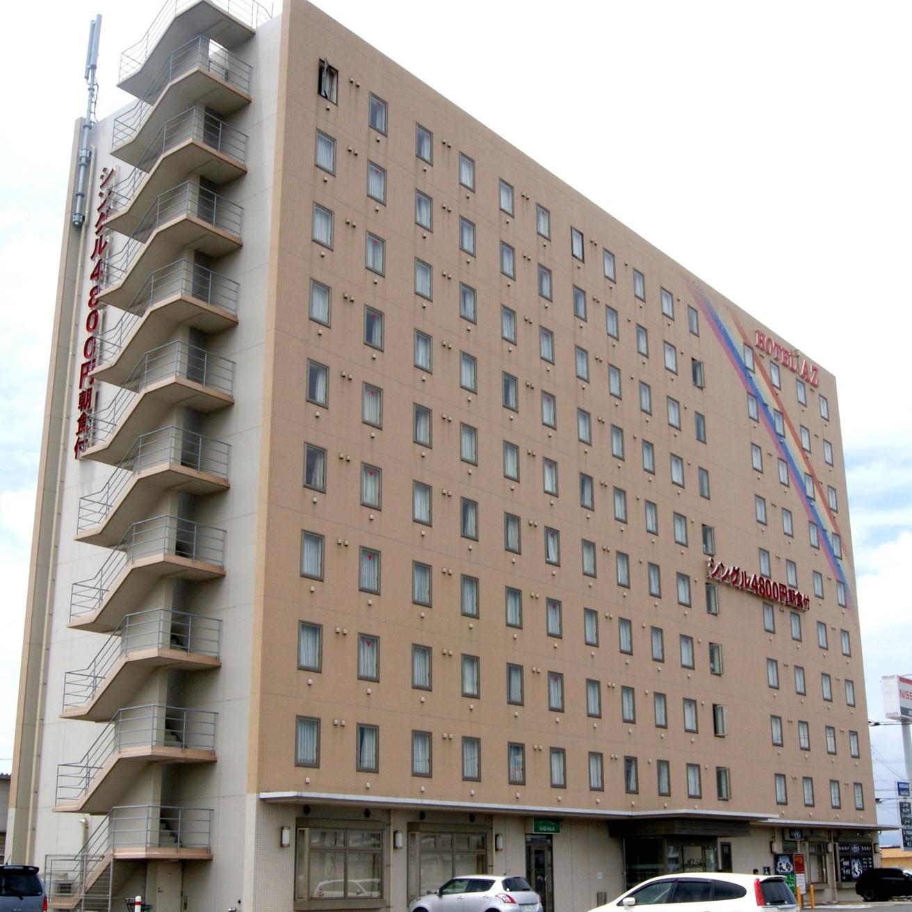 HOTEL AZ 福岡甘木インター店