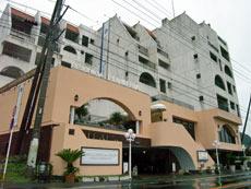 ホテル プルメーリア
