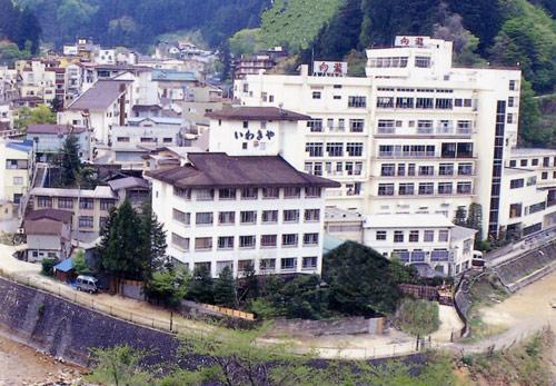 岩城屋旅館
