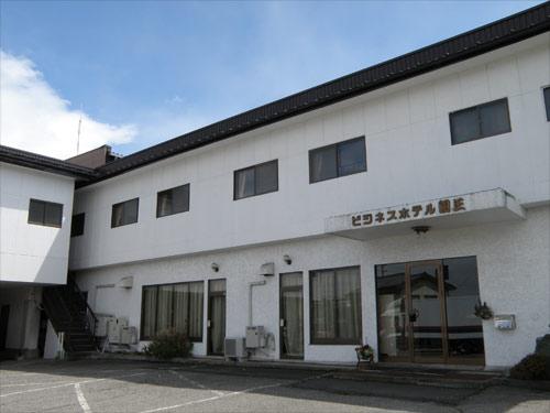 ビジネスホテル圓正