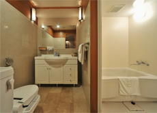 Twin Room's Bathroom