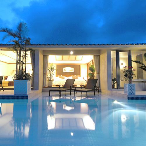 沖縄ホテル、旅館、オリエンタルヒルズ沖縄
