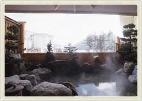 然別湖畔温泉 しかりべつ湖ホテル福原(HTC提供)