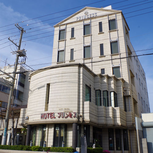 岸和田シティホテルプリンセス