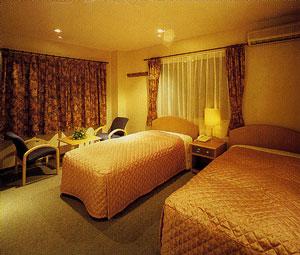 ホテル シャルモント