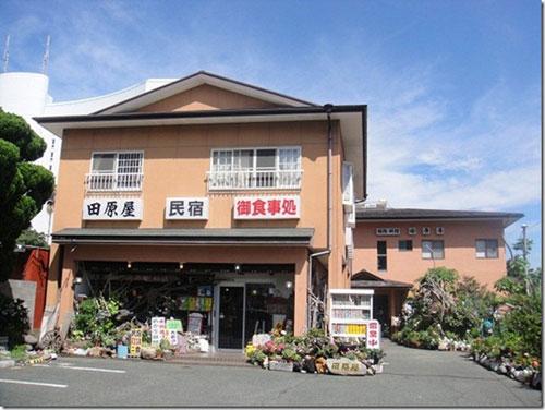 伊良湖岬 民宿 田原屋