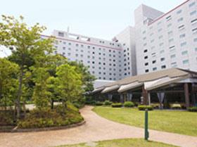 ホテル日航成田本館・新館(農協観光提供)