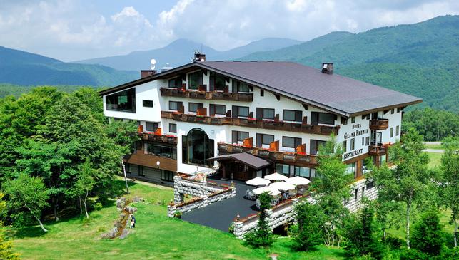 ホテル グラン フェニックス 奥志賀◆楽天トラベル