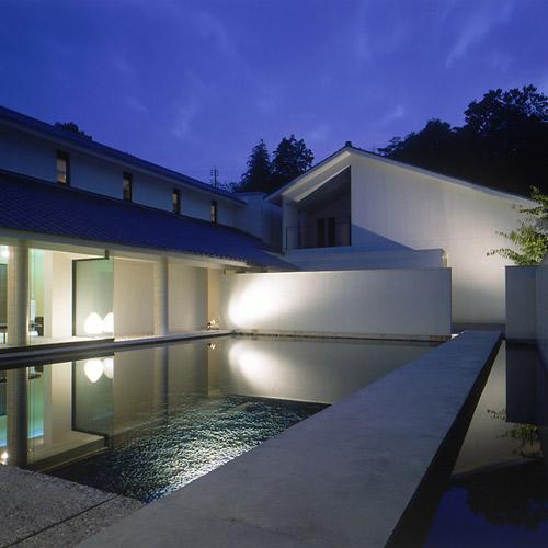 1350坪の日本庭園の宿 尚玄山荘