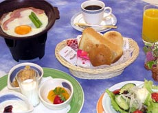 Breakfast Menu Sample 2