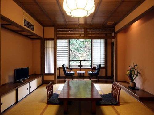 黒川温泉 旅館湯本荘