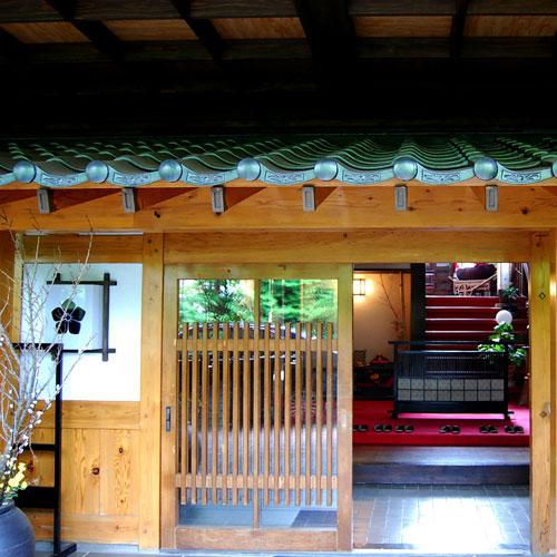 旅館 泰山荘