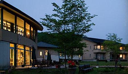田沢湖畔ホテルイスキア