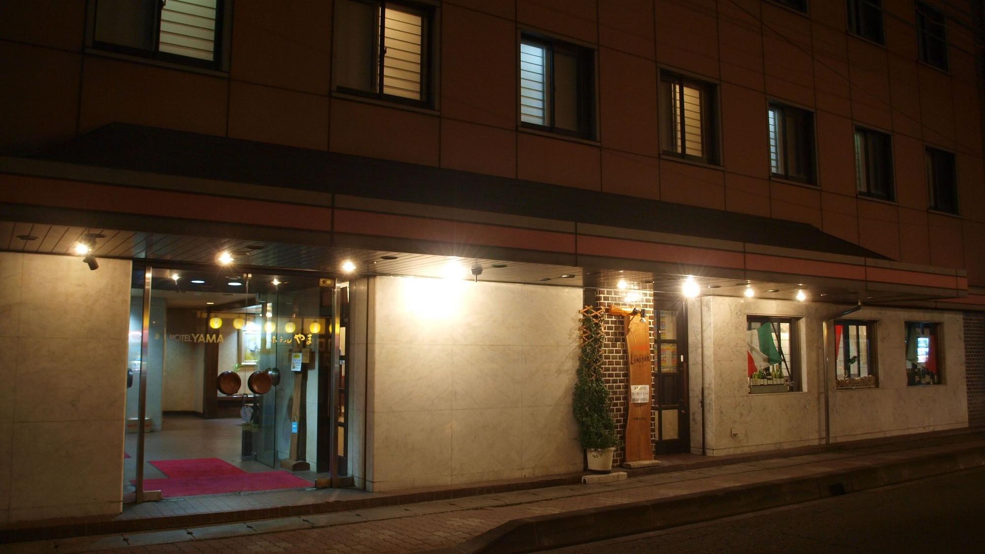 ホテル やま!! 善光寺に一番近いホテル