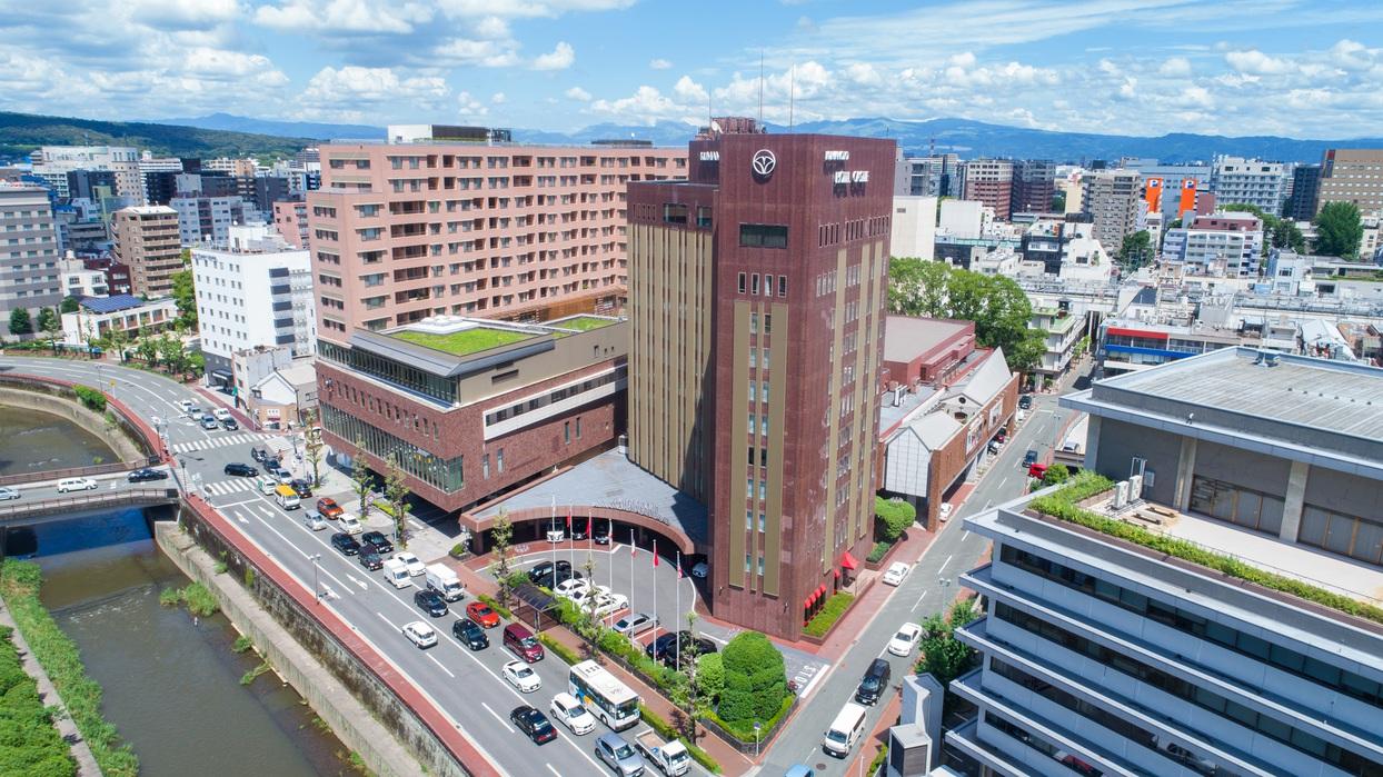 熊本ホテルキャッスル 外観