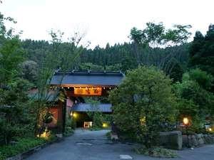 菊池渓谷温泉 岩蔵◆楽天トラベル