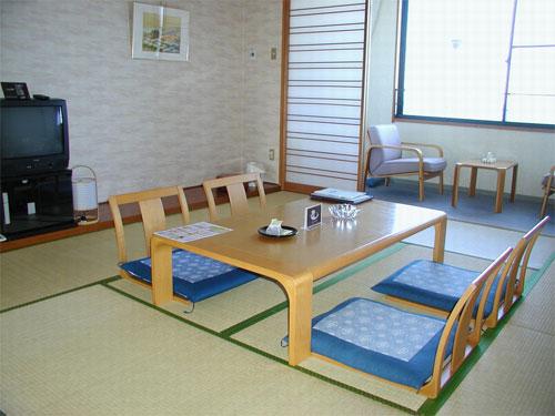 館山温泉 休暇村 館山の部屋画像