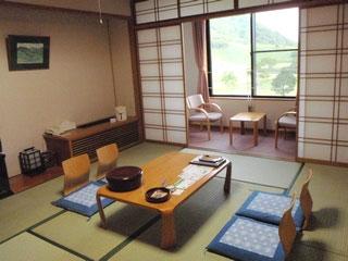 休暇村 奥大山 (旧 大山鏡ヶ成)の部屋画像