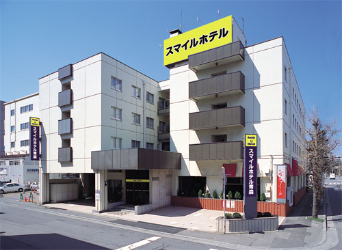 スマイルホテル青森(旧ホテルユニバース青森)