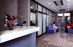 ホテル雪見荘