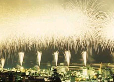 Atami Fire Works Festival