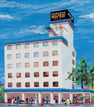 ビジネスホテル サン大村