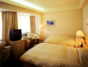 Deluxe Twin Room (New Wing)