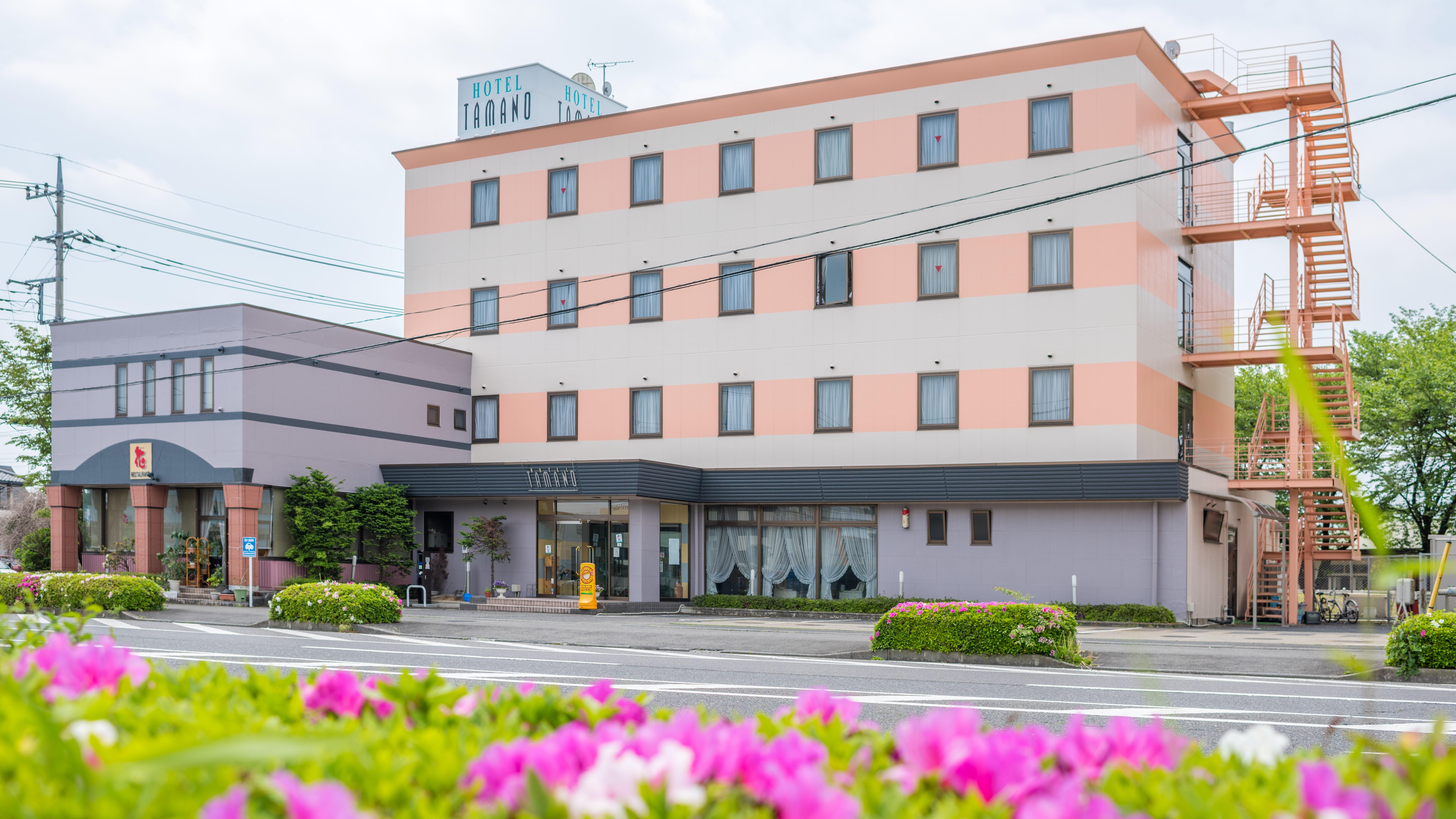 ホテル タマノ